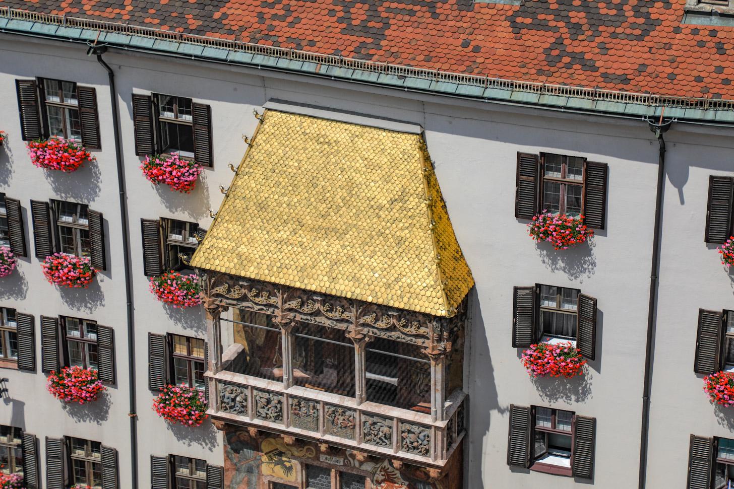 Het Gouden Dak