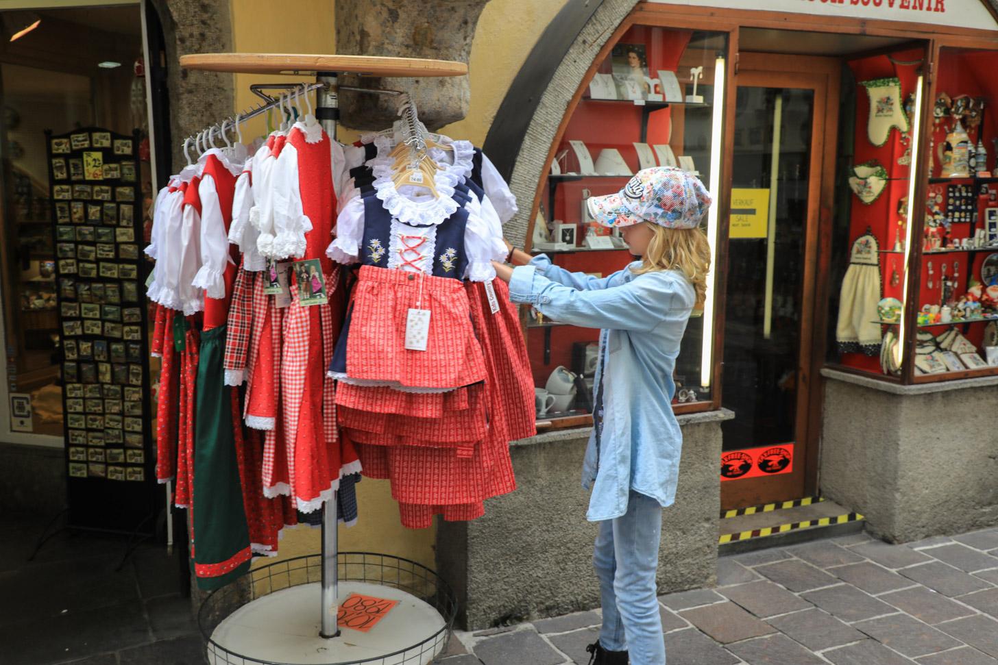 winkelen in Innsbruck